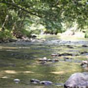 pr 164 - Mountain River Poster
