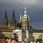 Prague Castle Complex Poster