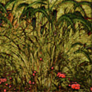 Prairie Grass Poster