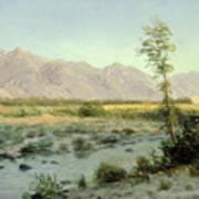 Prairie Landscape Poster