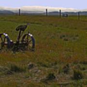 Prairie Scene II Poster