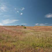 Prairie Sky Poster