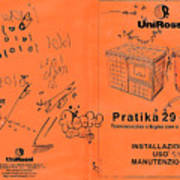 Pratika 29 - 29f Poster