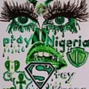 Pray For Nigeria Poster