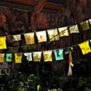 Prayer Flags Poster