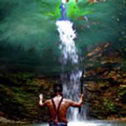 Praying To The Spirits Poster