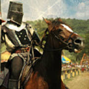 Prepare The Joust Poster