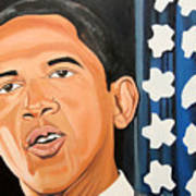 President Elect Obama Poster