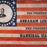 Presidential Campaign, Poster