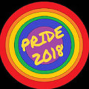 Pride Circles Poster