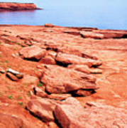 Prince Edward Island National Park Poster