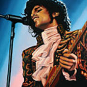Prince Painting Poster