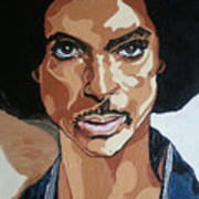 Prince Rogers Nelson Poster
