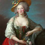 Princess Elisabeth Of France Poster