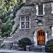 Princeton University Little Hall Poster