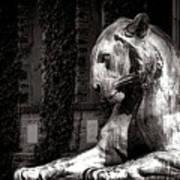 Princeton University Mighty Tiger  Poster