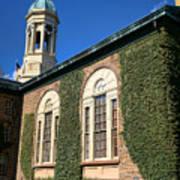 Princeton University Nassau Hall Cupola Poster