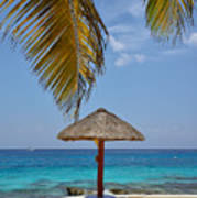 Private Palapa Poster
