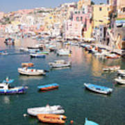 Procida Island, Italy Poster