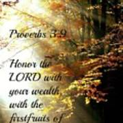 Proverbs115 Poster