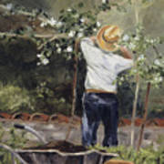 Pruning Time In Umbria Poster