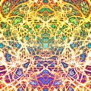 Psychedelic Drug Trip Poster