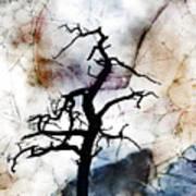 Psychotropic Moon Poster