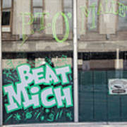 Pt O'maleys Beat Mich Poster