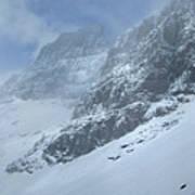 Ptarmigan Lake - Glacier National Park Poster