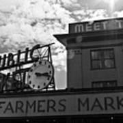 Public Market #2 Poster