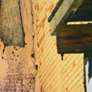 Pueblo Downtown-ancient Ruins Poster