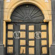 Puerta Suchitoto 2 Poster