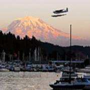 Puget Sound Landing Poster