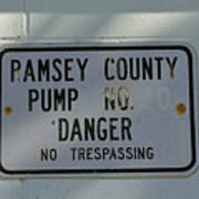 Pump Station No. 00 Poster