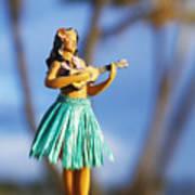 Punaluu, Hula Doll Poster