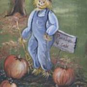 Punkins For Sale Poster