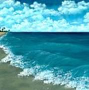 Punta Cana Beach Poster