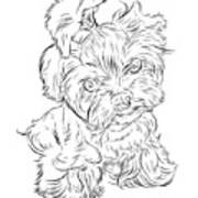 Puppy_printfilecopy Poster