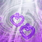 Purple Hearts Poster
