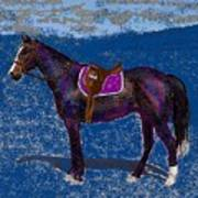 Purple Whiskey Poster