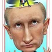 Putin 2016 Poster