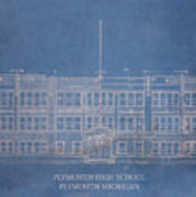 Pymouth High School Poster