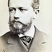 Pyotr Ilyich Tchaikovsky, Russian Poster
