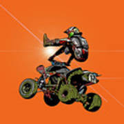 Quad Rider Series Poster