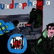 Quadraphenia Poster