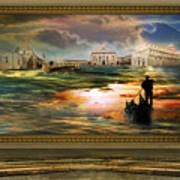 Quadro Nel Museo Del Surrealismo Poster