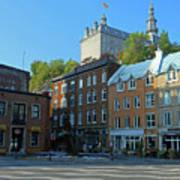 Quebec City 46 Poster