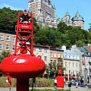 Quebec City 58 Poster