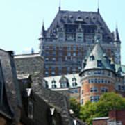 Quebec City 60 Poster