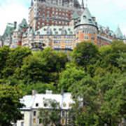 Quebec City 68 Poster